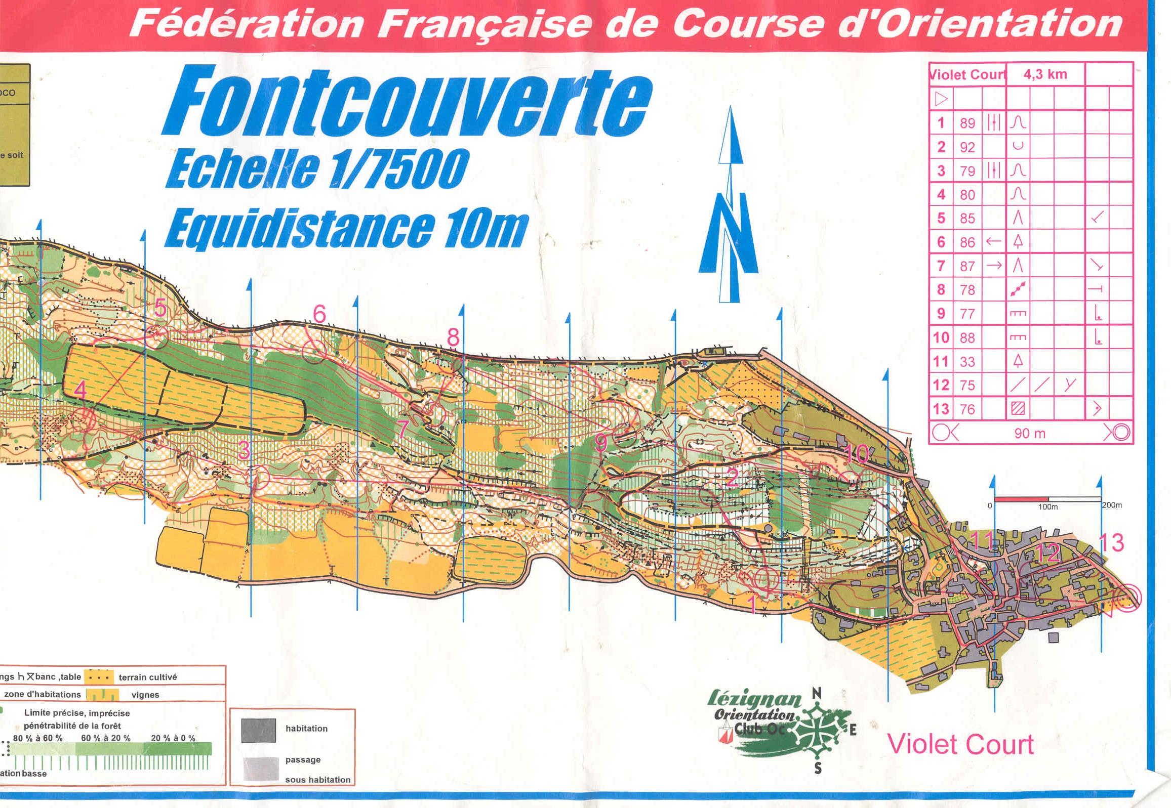 FoncouverteVim